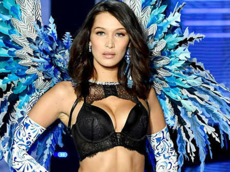 "How Bella Hadid's ""Stronger"" Health Led to an Extra Special Victoria's Secret Fashion Show"