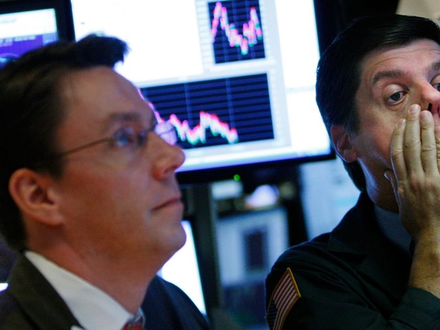 'Abrupt and severe market losses': One expert explains why stocks are on pace to underperform the safest government bonds for the next 20 years