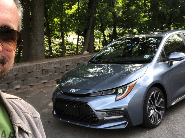 I drove a $29,000 Toyota Corolla to see if it rose above basic transportation — here's the verdict