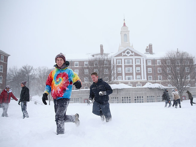 Winter could bring more infections to college campuses
