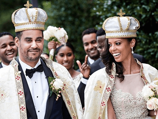 Ethiopian Prince Weds American Woman In Real-Life Fairy Tale