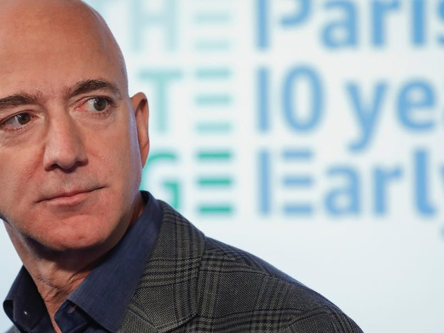 Jeff Bezos says employee activists are wrong and Silicon Valley firms should feel comfortable doing business with the US military