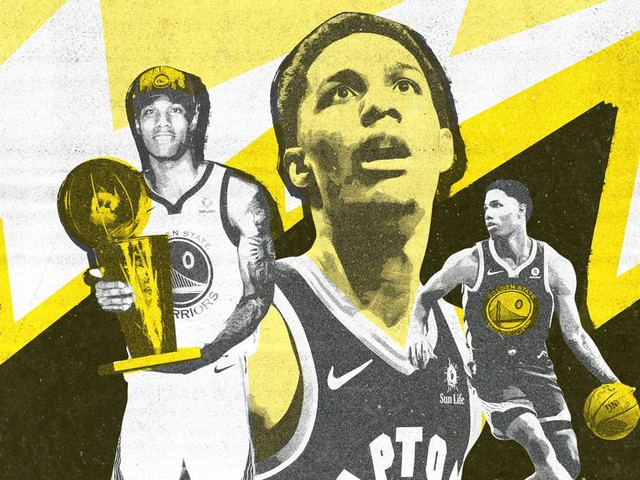 Three-Pat: How Patrick McCaw Made History In the 2019 NBA Finals