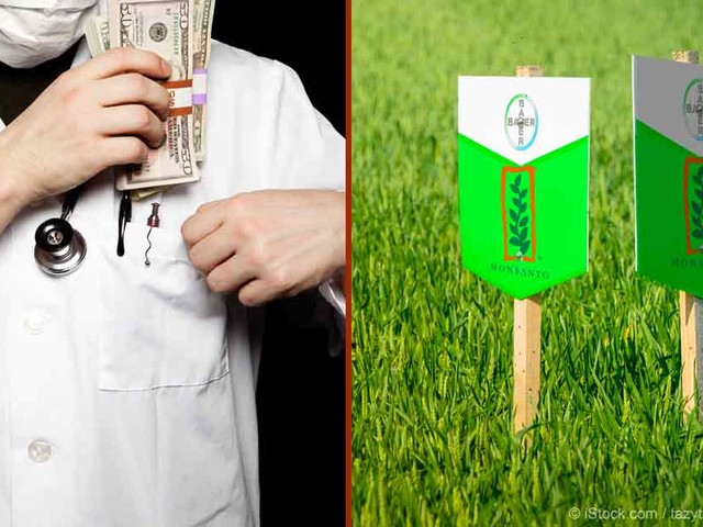 Unveiling the Glyphosate Conspiracy
