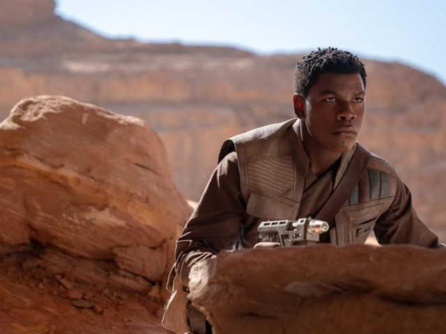 Here's What Finn Wanted to Tell Rey in Rise of Skywalker- and No, It's Not a Love Confession