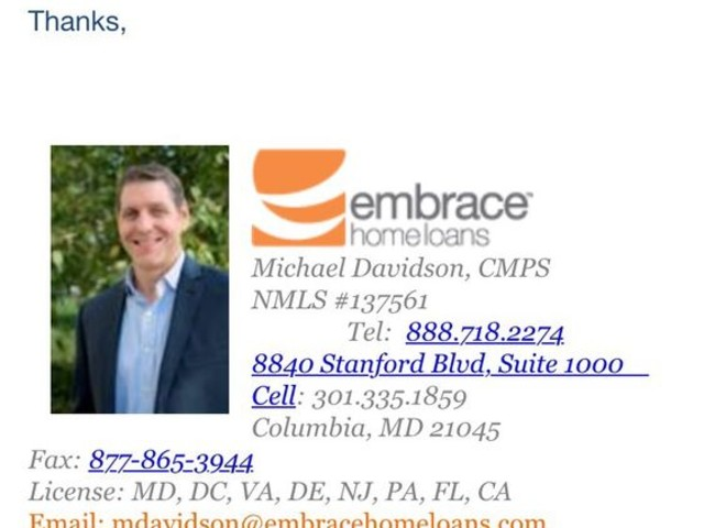 Embrace Home Loans Virginia Beach
