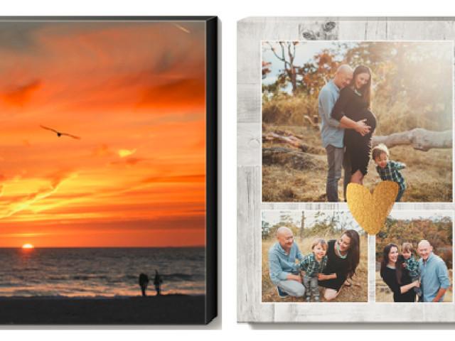16×20 Photo Canvas only $20 (reg. $99.99) at CVS – Free Store Pickup