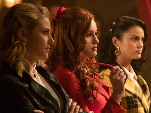 Here's All of the Crazy Sh*t You Can Expect to Go Down in Season 4 of Riverdale