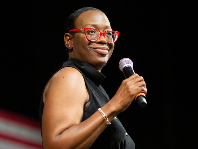 As Nina Turner runs for Congress in Ohio's 11th Congressional District, her local roots take center stage