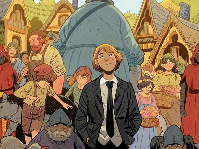 Your First Look at Matt Kindt and Matt Smith's FOLKLORDS #1 From BOOM! Studios