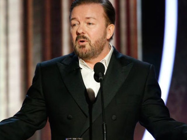 Ricky Gervais destroys Hollywood liberals: 'You're in no position to lecture the public about anything'