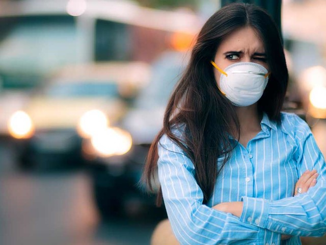 Air Pollution Now Strongly Linked to Mental Illness