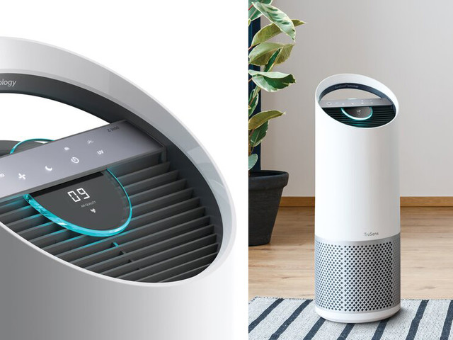 HEPA air purifier from the future now back in stock after selling out
