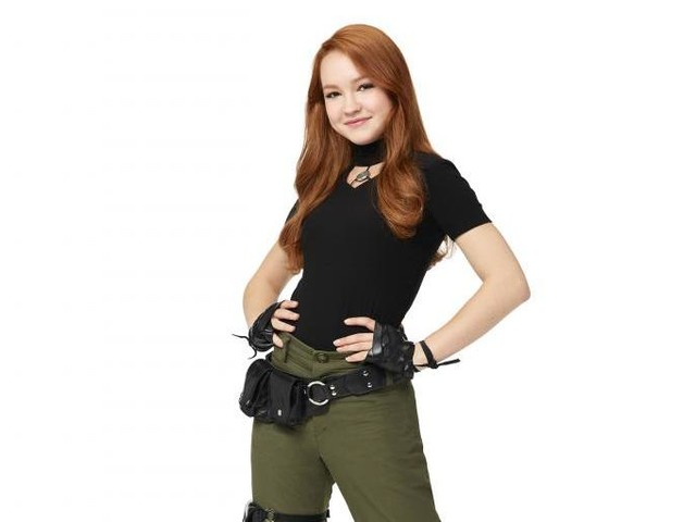 Watch: Teen fights bad guys, saves world in first 'Kim Possible' trailer