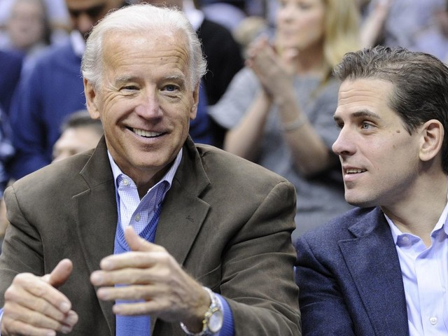 How a scandal-plagued Hunter Biden tried to disappear -- only to see his past dominate campaign
