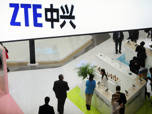 The US ban on ZTE has been temporarily lifted