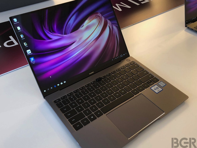 The MateBook X Pro was already a great laptop, but Huawei made it even better