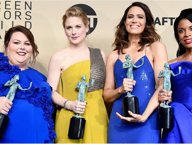 """The Cast of This Is Us Is """"Honored"""" to Support the Time's Up Movement"""