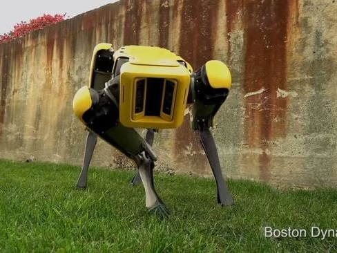 Boston Dynamics To Start Selling Creepy Robot Dogs
