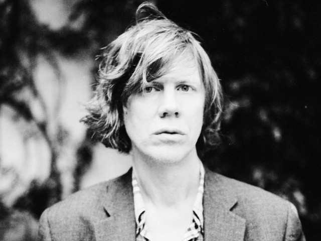 Thurston Moore Releases 'Strawberry Moon' Single
