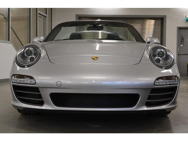 2010 Porsche 911--Carrera--4S--Cabriolet