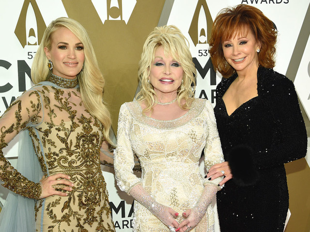 CMAS 2019 red carpet fashion: What the stars wore on country music's biggest night
