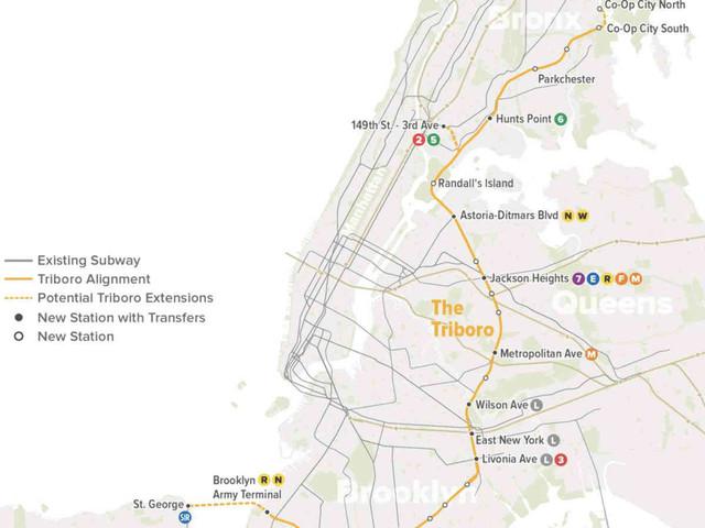 Engineers begin study of billion-dollar passenger train through southern Brooklyn