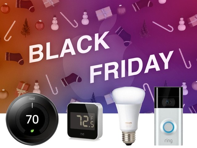 Black Friday 2019: Best Deals on Smart Home Products and HomeKit Devices