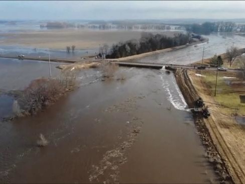 "Catastrophic Flooding In Midwest Could Last ""For Months"", Threatens US Food Production"