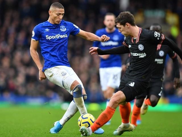 Dominic Calvert-Lewin Helps Everton Beat Chelsea 3-1 In Premier League
