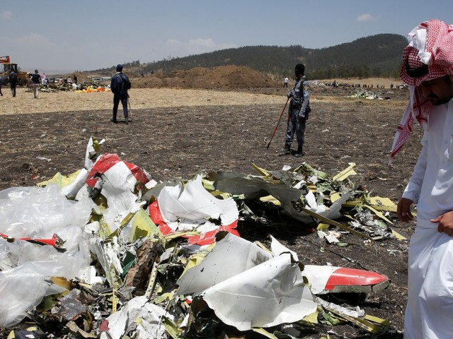 The crashed Lion Air and Ethiopian jets lacked safety features that could have helped because Boeing charged extra for them, report says (BA)