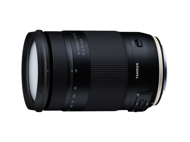 New Tamron 'Ultra-Telephoto' 18-400mm F3.5-6.3 Zoom Lens