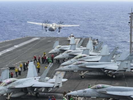 U.S. Navy Ends Search for Three Sailors Missing in Plane Crash