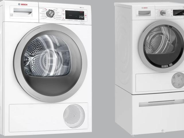 Bosch 500 Series WTW87NH1UC Heat Pump Dryer Review