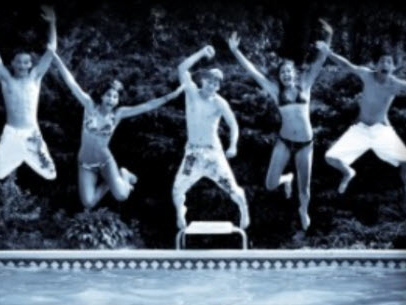 """""""Everyone's In The Pool"""""""