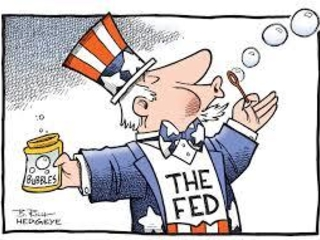 Mauldin: The Fed Is Creating A Monster Bubble