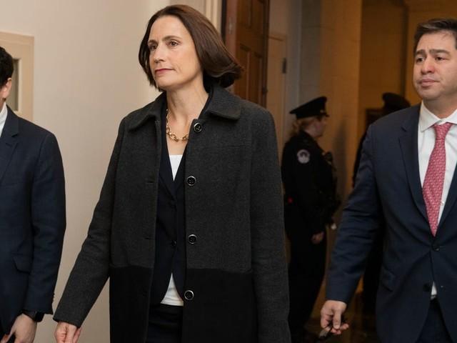 Impeachment witness Fiona Hill said she thought Gordon Sondland's testimony about Biden wasn't 'credible'