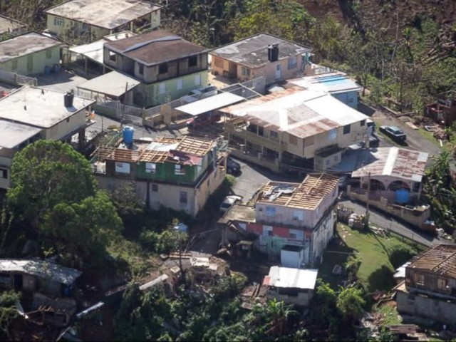 WATCH: Only 15 percent of Puerto Rico has power a month after Hurricane Maria made landfall