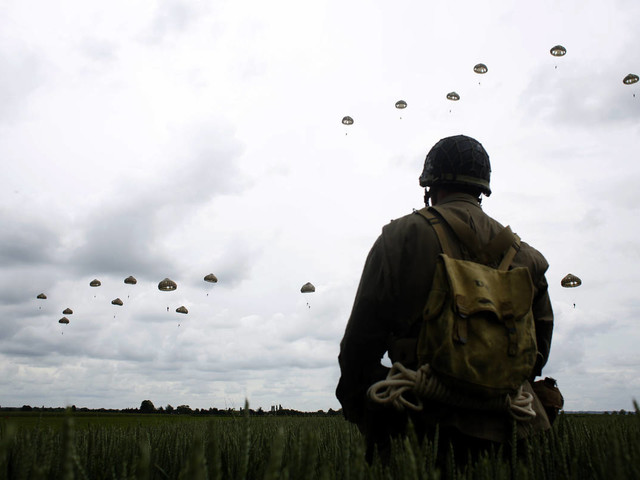 On sad 76th anniversary, few mourn D-Day dead in Normandy