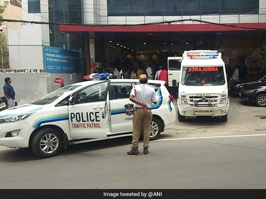 29 Kilometres In 22 Minutes With A Heart In Ambulance In Hyderabad