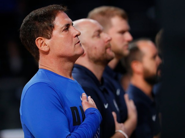 Cuban: Mavs To Pay Tribute To American Flag, NBA & NFL Different On Anthem Issue