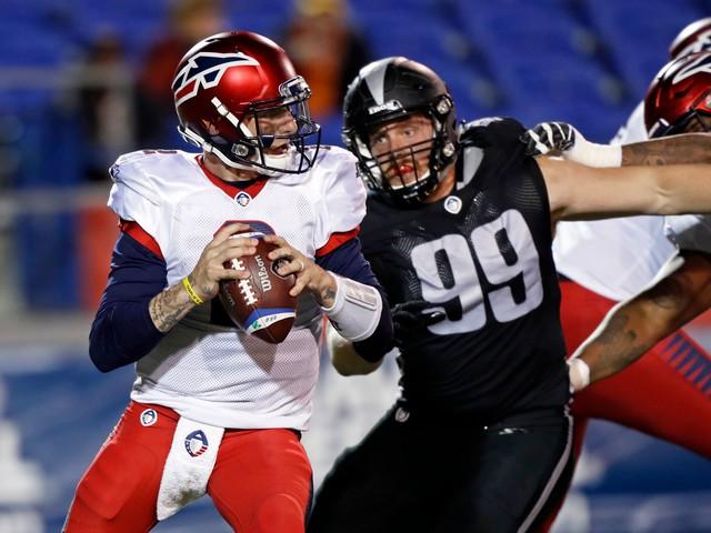 Alliance of American Football power rankings: Johnny Manziel's presence inspires epic win