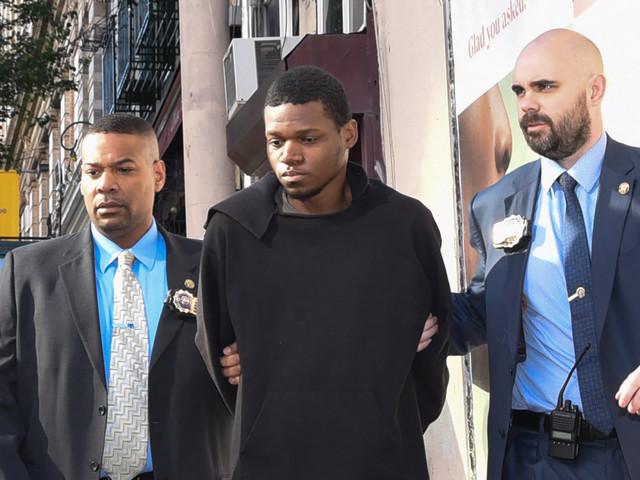 Suspected subway saboteur has history of transit crimes: cops