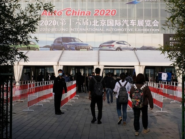 Beijing Autoshow: Demand Rebound, EV Boom Mix With Murky Outlook