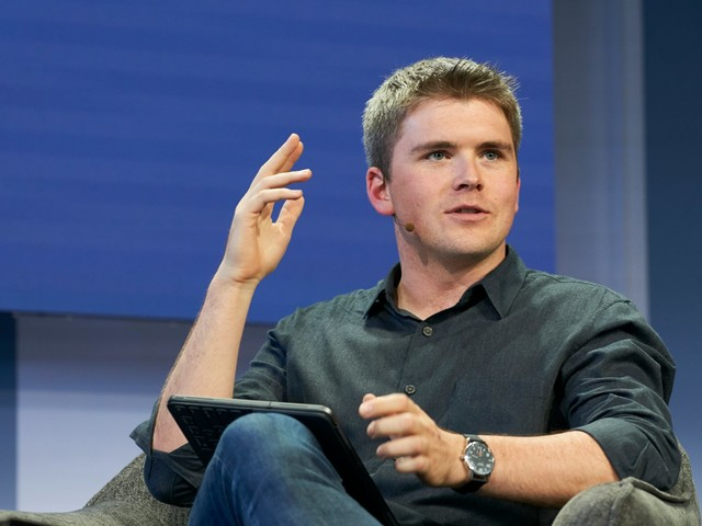 Stripe just scored a $35 billion valuation, up $15 billion in just one year. But its president says it's still a 'toddler,' so don't call it a 'late-stage startup'