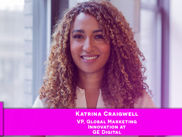 GE Digital Exec Katrina Craigwell Speaks on Lack of Diversity in Tech   She's The Boss Ep. 4