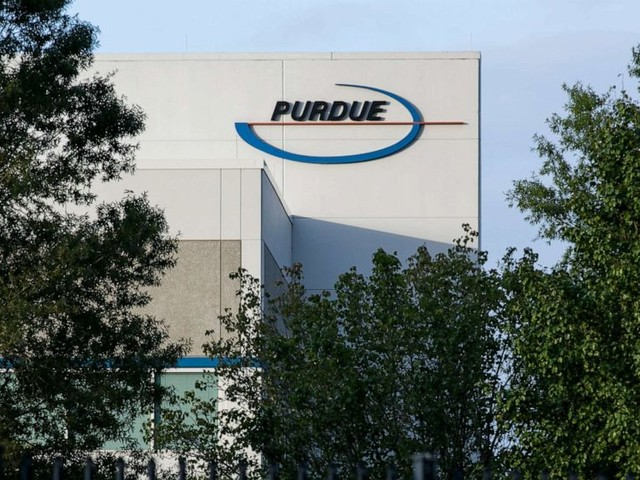 Justice Department has 'concerns' about Purdue Pharma bankruptcy exit plan