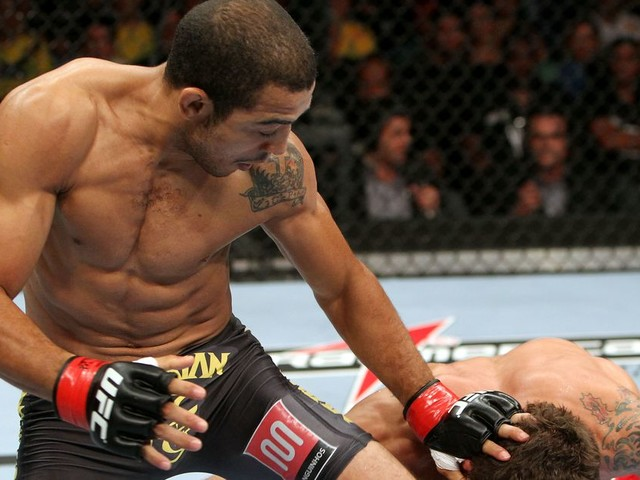 Wrestling for MMA: Jose Aldo