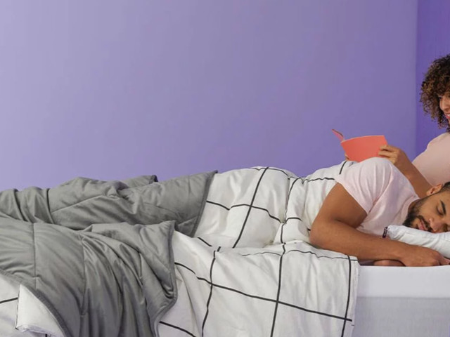 Get some free sheets when you buy a Purple mattress