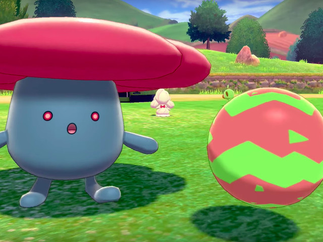 Pokémon Sword and Shield's camping is perfectly fluffy
